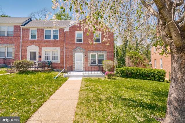516 Random Road, BALTIMORE, MD 21229 (#MDBA547722) :: The Miller Team