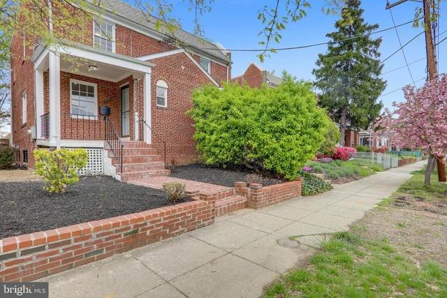 4206 14TH Street NE, WASHINGTON, DC 20017 (#DCDC517762) :: Bob Lucido Team of Keller Williams Lucido Agency