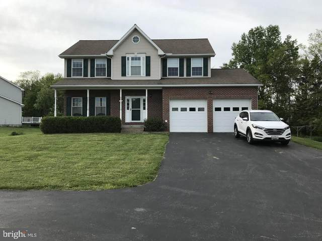 151-A N Carroll Street, THURMONT, MD 21788 (#MDFR281026) :: Murray & Co. Real Estate