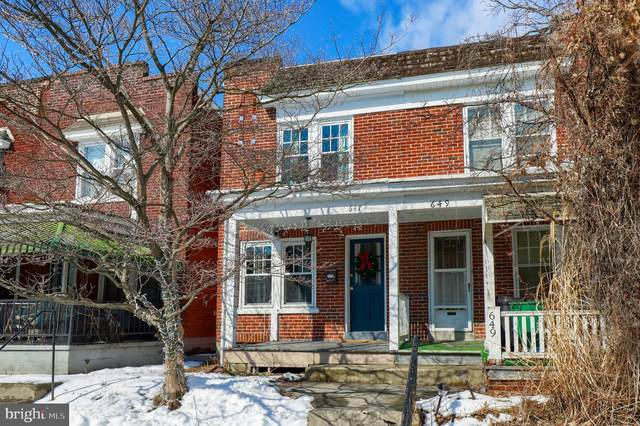 647 Lehigh Avenue, LANCASTER, PA 17602 (#PALA180708) :: Flinchbaugh & Associates