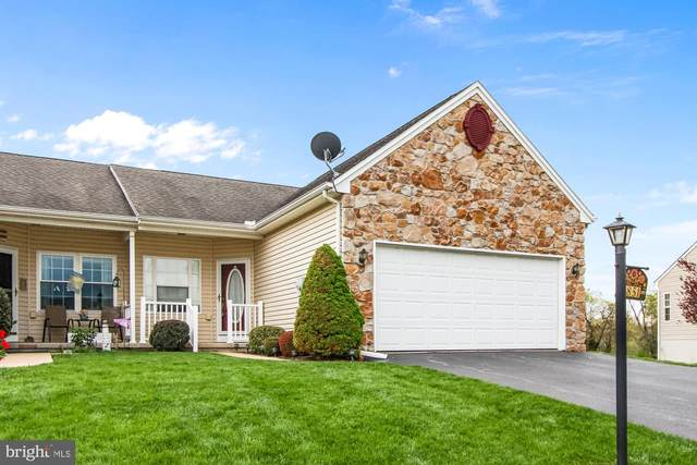 1851 Deerfield Drive, DOVER, PA 17315 (#PAYK156738) :: The Heather Neidlinger Team With Berkshire Hathaway HomeServices Homesale Realty