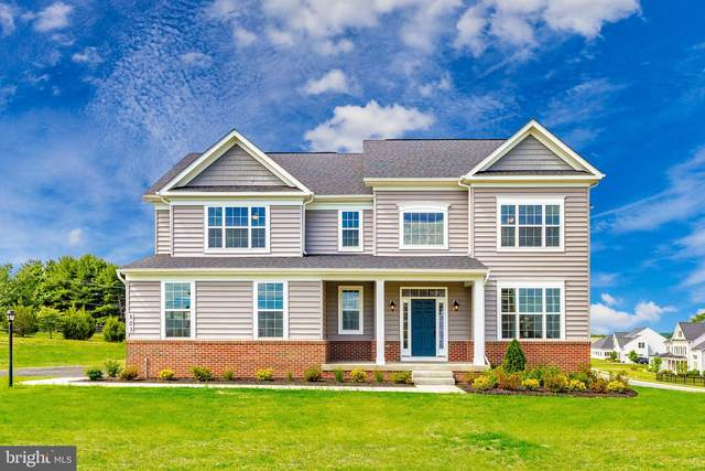 10220 Meadowridge Drive, MYERSVILLE, MD 21773 (#MDFR281038) :: Advon Group