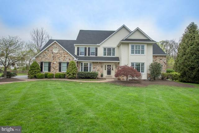 734 Peach Tree Drive, WEST CHESTER, PA 19380 (#PACT534138) :: RE/MAX Main Line