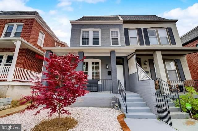 756 Gresham Place NW, WASHINGTON, DC 20001 (#DCDC517790) :: Bruce & Tanya and Associates