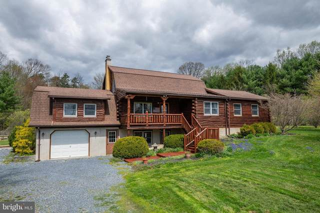 581 Airport Road, BETHEL, PA 19507 (#PABK376196) :: ExecuHome Realty