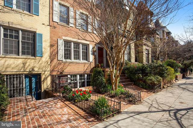 1745 Q Street NW #2, WASHINGTON, DC 20009 (#DCDC517796) :: Bruce & Tanya and Associates