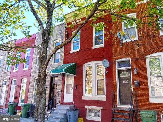 409 N Chester Street, BALTIMORE, MD 21231 (#MDBA547742) :: ExecuHome Realty