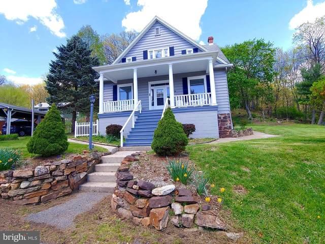 126 Karns Avenue, CUMBERLAND, MD 21502 (#MDAL136776) :: Crossman & Co. Real Estate