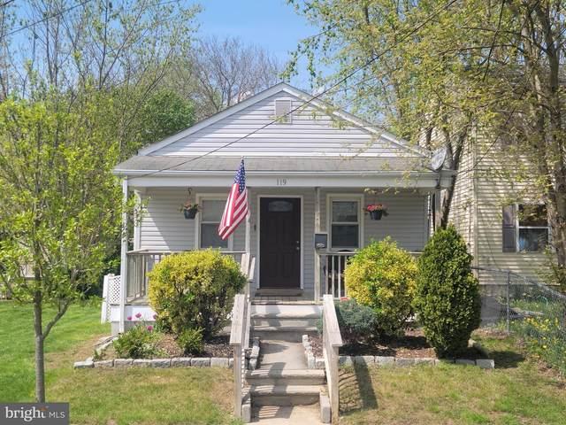119 Elizabeth Street, BORDENTOWN, NJ 08505 (MLS #NJBL395788) :: PORTERPLUS REALTY