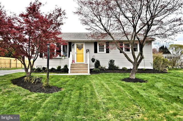 1426 S Meadowbrook Road, FEASTERVILLE TREVOSE, PA 19053 (#PABU525206) :: ExecuHome Realty