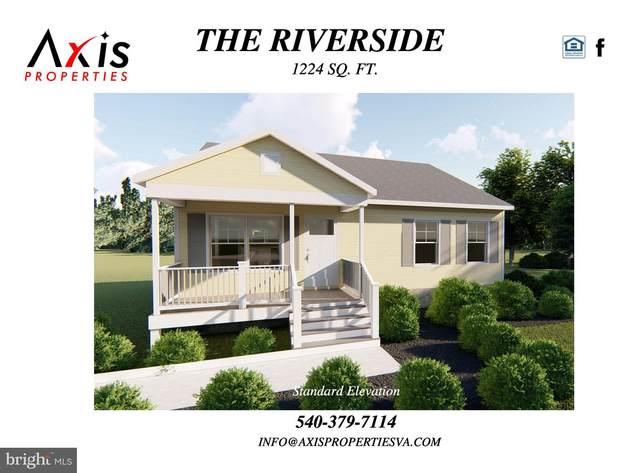 Lot 25 Jackson Street, COLONIAL BEACH, VA 22443 (#VAWE118236) :: Corner House Realty