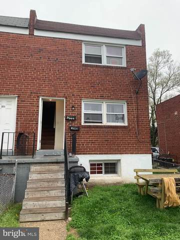 3812 West Bay Avenue, BALTIMORE, MD 21225 (#MDBA547748) :: Speicher Group of Long & Foster Real Estate