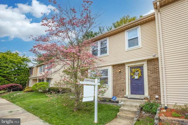 13 Pontiac Way, GAITHERSBURG, MD 20878 (#MDMC754048) :: The Riffle Group of Keller Williams Select Realtors