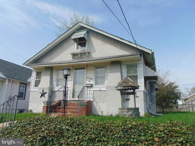 139 N Oakland Avenue, RUNNEMEDE, NJ 08078 (#NJCD417880) :: The Dailey Group