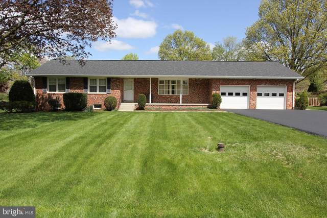 8103 Glendale Drive, FREDERICK, MD 21702 (#MDFR281046) :: The Redux Group