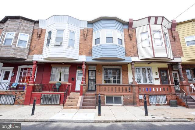 2236 S Croskey Street, PHILADELPHIA, PA 19145 (#PAPH1008462) :: ExecuHome Realty