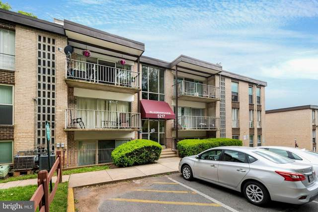 5217 Newton Street #202, BLADENSBURG, MD 20710 (#MDPG603660) :: The Putnam Group