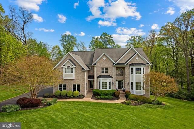 3701 Maple Hill Road, FAIRFAX, VA 22033 (#VAFX1194778) :: Corner House Realty