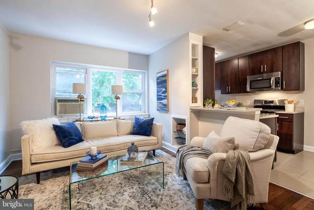 2339 40TH Place NW #202, WASHINGTON, DC 20007 (#DCDC517824) :: The Miller Team