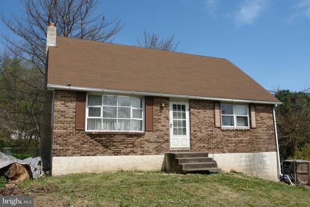 45 Franklin Street, BECHTELSVILLE, PA 19505 (#PABK376216) :: RE/MAX Main Line