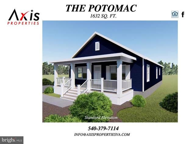 Lot 24 Jackson Street, COLONIAL BEACH, VA 22443 (#VAWE118238) :: Corner House Realty