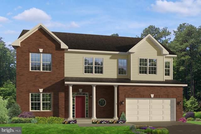 18316 Candice Drive, TRIANGLE, VA 22172 (#VAPW520258) :: Jennifer Mack Properties