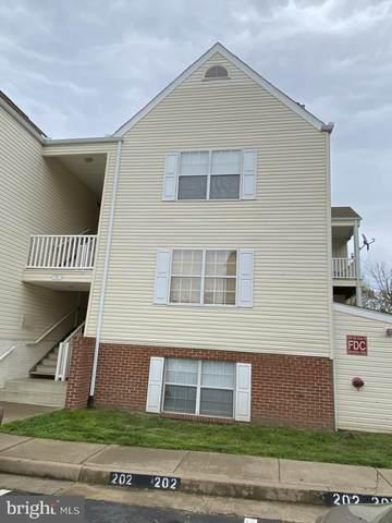 202 Dover Place #103, STAFFORD, VA 22556 (#VAST231408) :: CENTURY 21 Core Partners