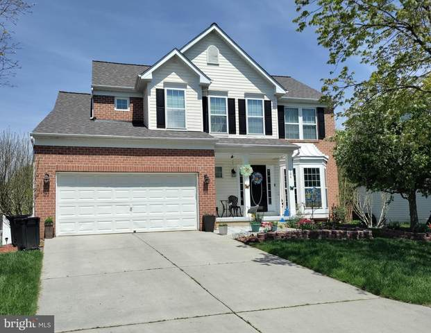 124 Grist Stone Way, OWINGS MILLS, MD 21117 (#MDBC526218) :: The Riffle Group of Keller Williams Select Realtors