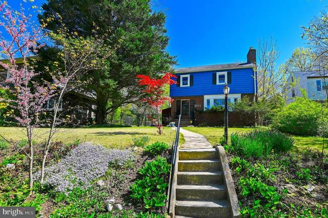 2203 Sulgrave Avenue, BALTIMORE, MD 21209 (#MDBA547784) :: Dart Homes