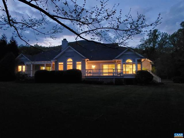 1558 Monocan Drive, NELLYSFORD, VA 22958 (#616363) :: ExecuHome Realty