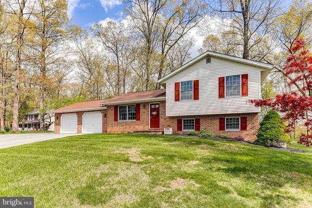 7131 Carmae Road, SYKESVILLE, MD 21784 (#MDCR203944) :: Century 21 Dale Realty Co