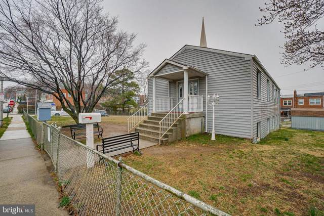 1301 Roland Heights Avenue, BALTIMORE, MD 21211 (#MDBA547786) :: Arlington Realty, Inc.
