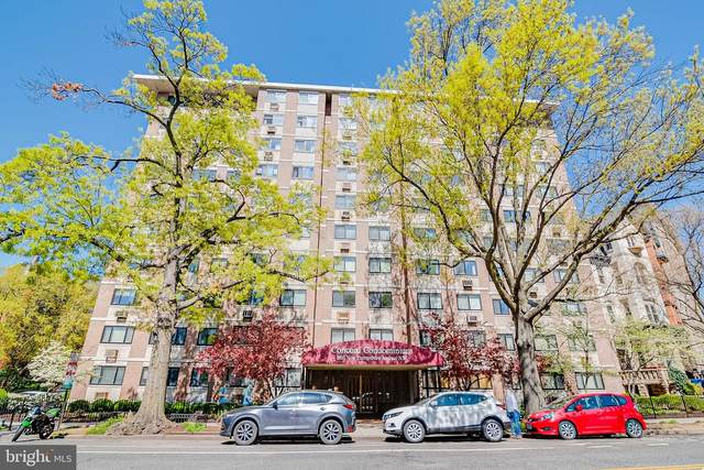 1816 New Hampshire Avenue NW #409, WASHINGTON, DC 20009 (#DCDC517856) :: ExecuHome Realty