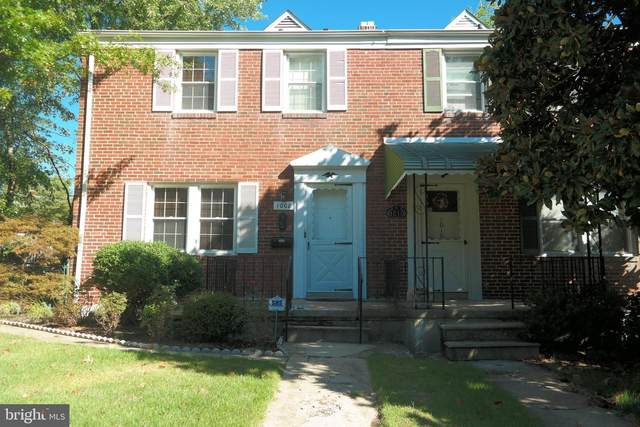 1008 Dartmouth Road, BALTIMORE, MD 21212 (#MDBA547794) :: Arlington Realty, Inc.
