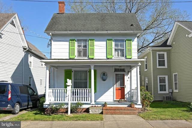 120 W End Avenue, CAMBRIDGE, MD 21613 (#MDDO127234) :: Pearson Smith Realty