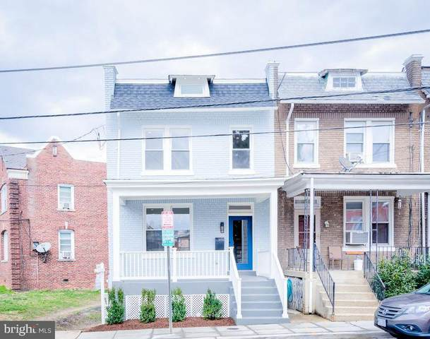 1243 Rock Creek Ford Road NW, WASHINGTON, DC 20011 (#DCDC517860) :: Dart Homes
