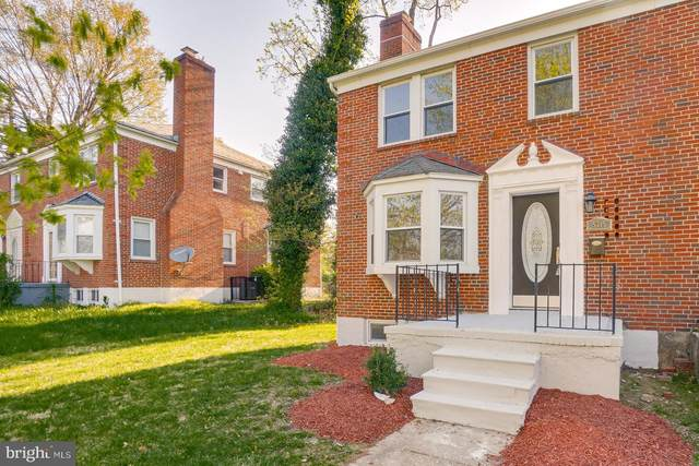 5315 Loch Raven Boulevard, BALTIMORE, MD 21239 (#MDBA547796) :: The Miller Team