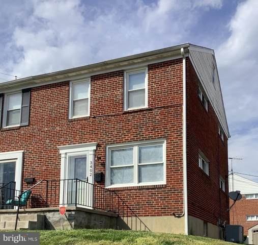 3402 Pinewood Avenue, BALTIMORE, MD 21206 (#MDBA547798) :: John Lesniewski | RE/MAX United Real Estate