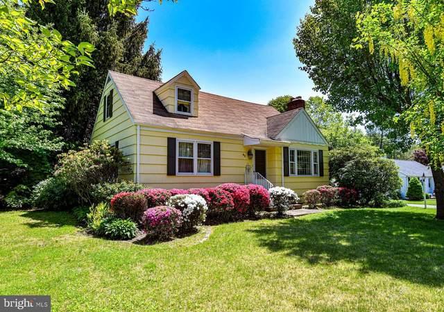 43 W Edgewood Road, BORDENTOWN, NJ 08505 (#NJBL395818) :: Blackwell Real Estate