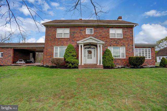 3560 Newport Road, NEWPORT, PA 17074 (#PAPY103352) :: TeamPete Realty Services, Inc