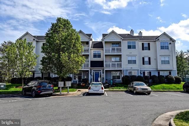 8058 Lisle Drive #103, MANASSAS, VA 20109 (#VAPW520276) :: Dart Homes