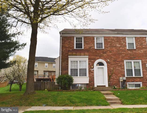 1214 Brigadoon Trail, BALTIMORE, MD 21207 (#MDBC526248) :: Mortensen Team
