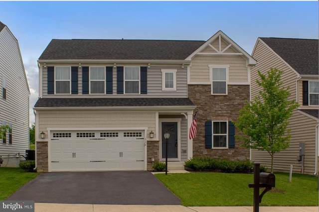 116 Emperor Drive, LAKE FREDERICK, VA 22630 (#VAFV163578) :: Network Realty Group