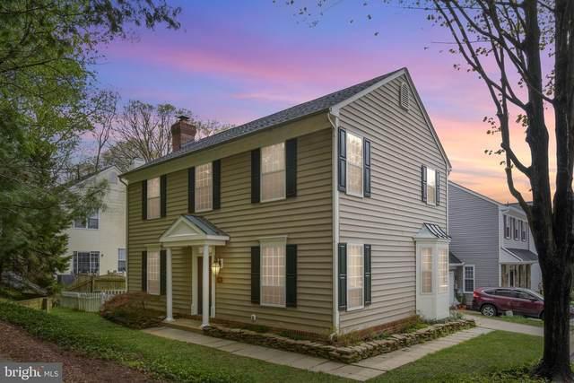 8700 Laurel Valley Lane, GAITHERSBURG, MD 20886 (#MDMC754136) :: The Riffle Group of Keller Williams Select Realtors