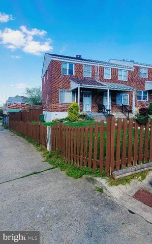 1601 S Ellamont Street, BALTIMORE, MD 21230 (#MDBA547814) :: The Dailey Group