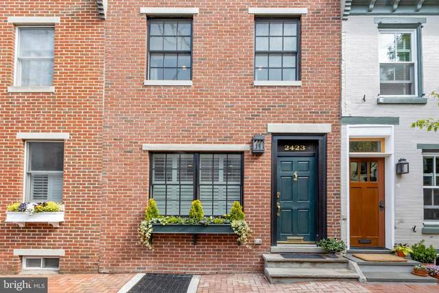 2423 Waverly Street, PHILADELPHIA, PA 19146 (#PAPH1008586) :: Lucido Agency of Keller Williams