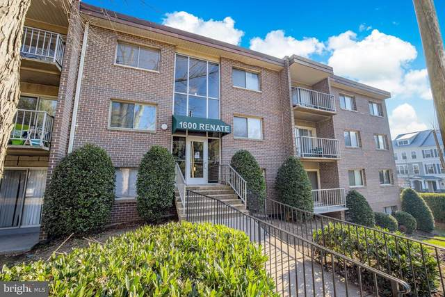 1600 Renate Drive #201, WOODBRIDGE, VA 22192 (#VAPW520290) :: Dart Homes