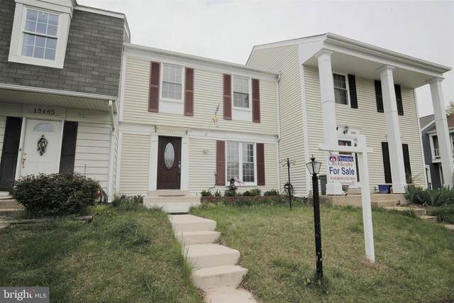 13483 Old Dairy Court, HERNDON, VA 20171 (#VAFX1194878) :: SURE Sales Group
