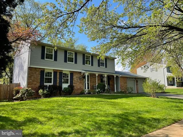 17408 Taunton Drive, GAITHERSBURG, MD 20877 (#MDMC754146) :: Crossman & Co. Real Estate