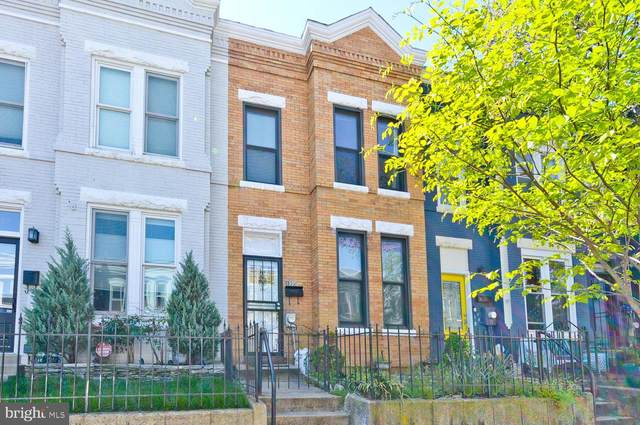 1335 Emerald St Street NE, WASHINGTON, DC 20002 (#DCDC517900) :: CENTURY 21 Core Partners